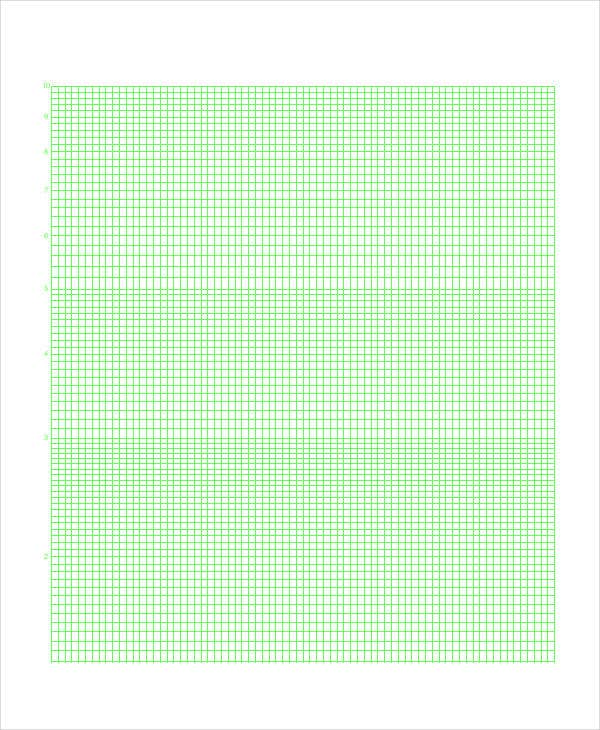 Printable Graph Paper Templates   Free Pdf Format Download  Free