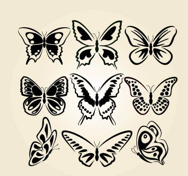 free-butterfly-vector-art