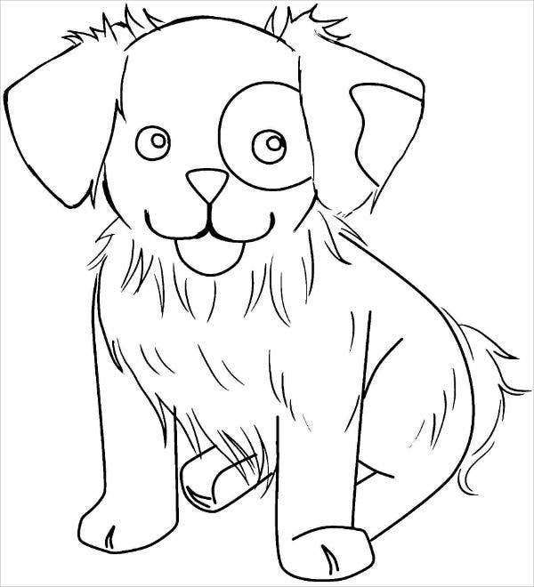coloring pages for free animals - photo#19