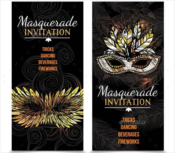 Carnival Invitation Banner