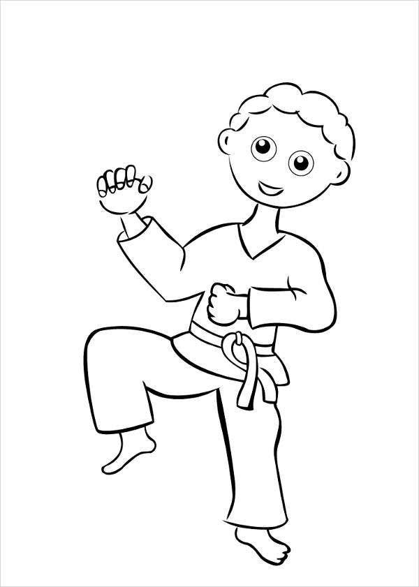 kids pages coloring printable - photo#24