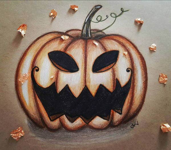 scary-pumpkin-drawing