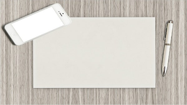 blank paper templates