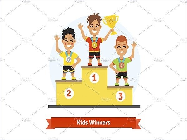 kids-sports-award-template