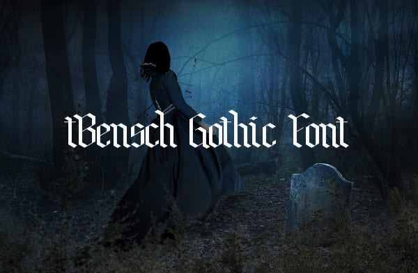 scary-gothic-font