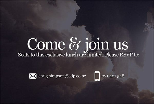 free-email-lunch-invitation