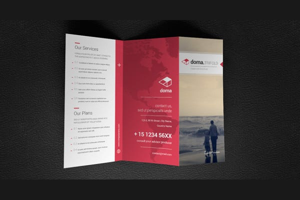 9 free brochure templates free premium templates
