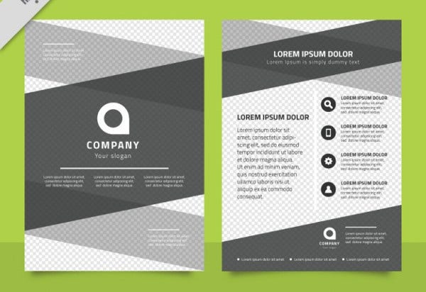 9+ Free Brochure Templates | Free & Premium Templates