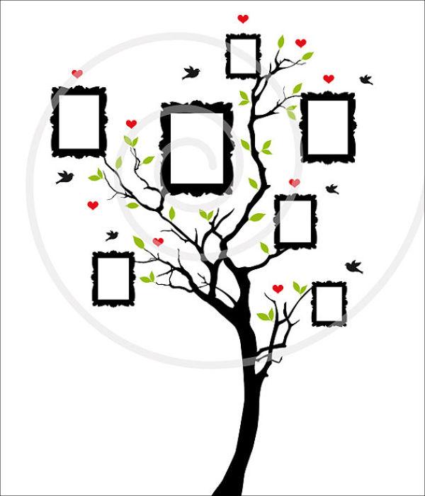 blank-tree-template