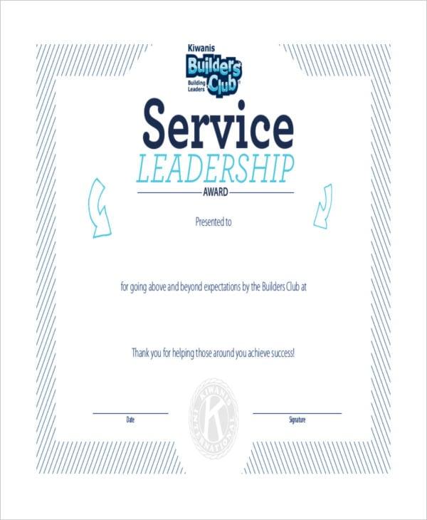 free printable certificate template