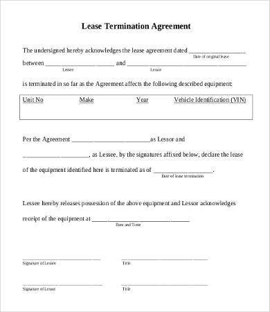 Lease Agreement Form   Free Word Pdf Documents Download  Free