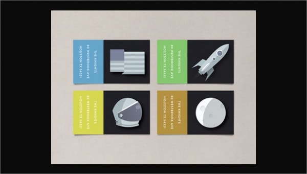 Printable Space Race Address Label