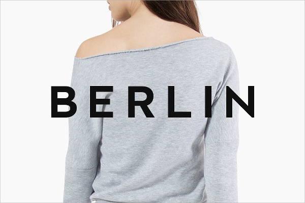 sans serif web font