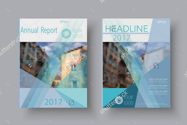 6 Report Covers Free PSD Vector EPS Format Download – Annual Report Cover Page Template