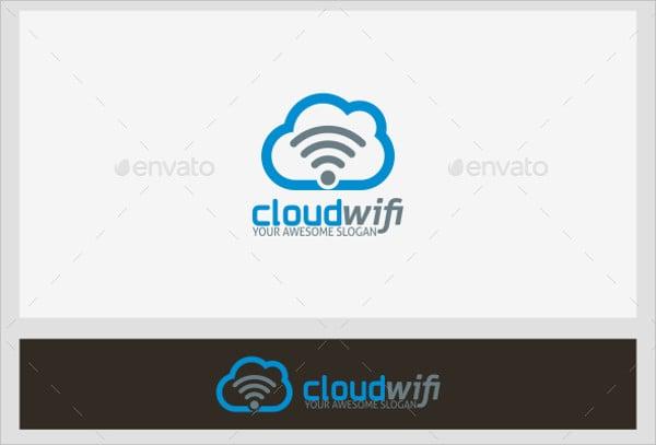 cloud wifi logo