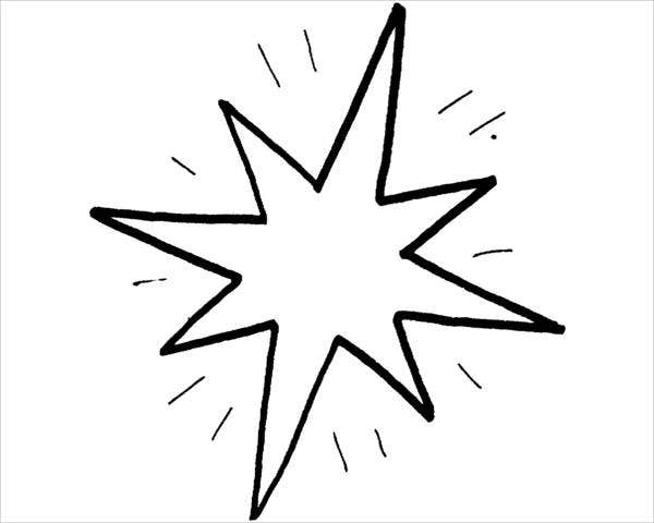 shining-star-coloring-pages