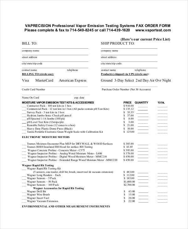 fax template 8 free pdf documents download free premium templates