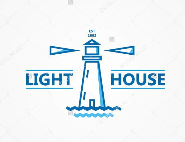 vector-lighthouse-logo