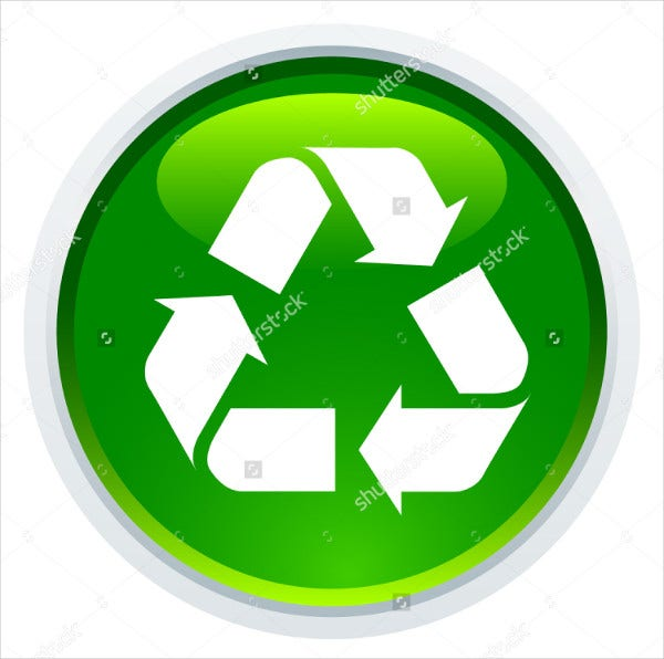 Recycling Logo Vector