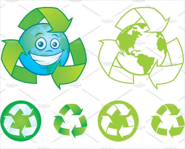recycling-earth-logo