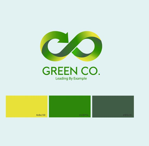 Recycling Logo Design Free Download
