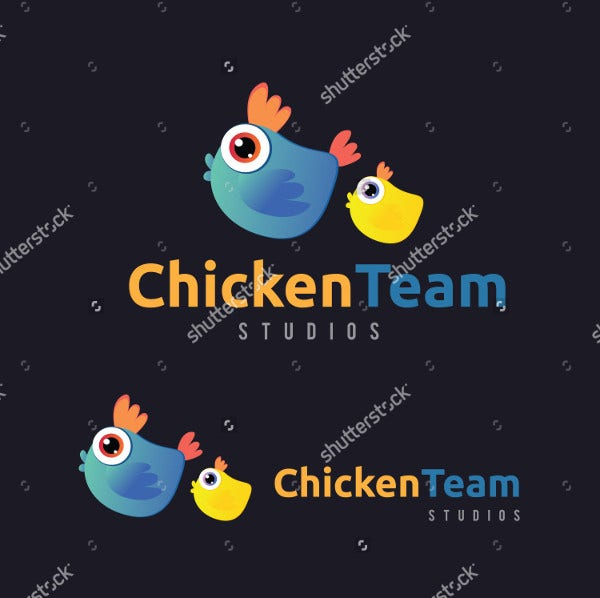 Funny Team Logo