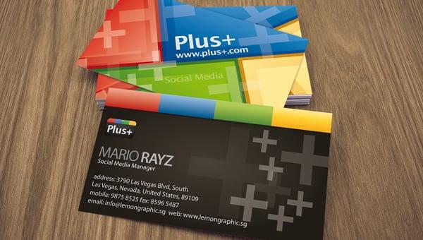 socialmediabusinesscards