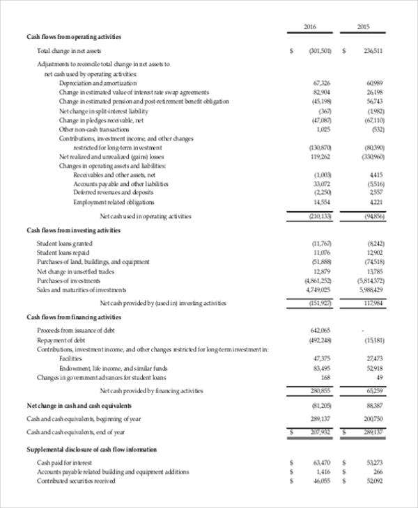 printable accounting financial sheets