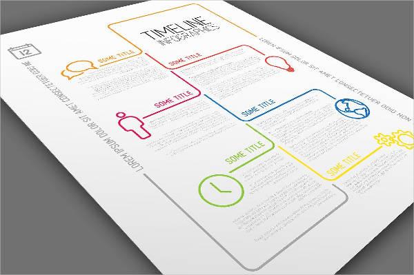vertical-timeline-psd-template