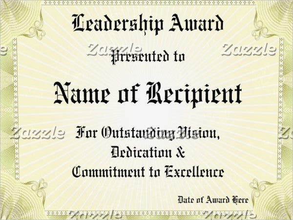 excellence-in-sports-award-template