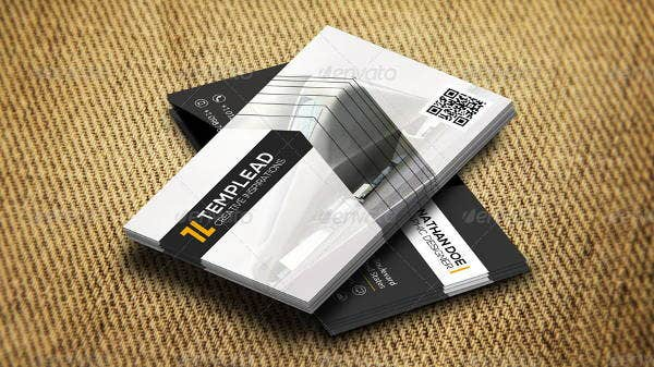 7 construction business cards printable psd eps format construction company business card reheart Image collections