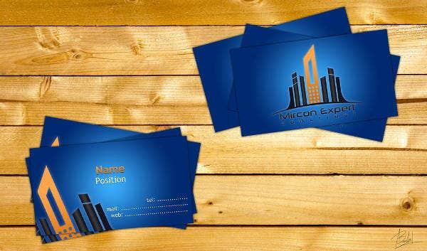 construction-business-visiting-card