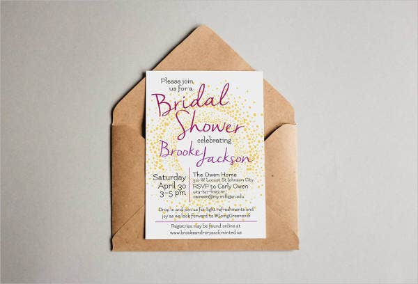 printable bridal shower invitation free
