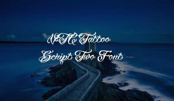 tattoo-free-cursive-font