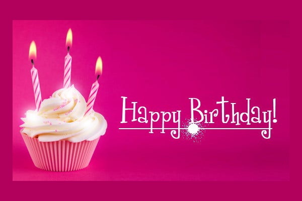 9 Email Birthday Cards Free Sample Example Format Download