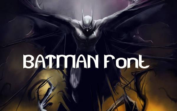 batman-poster-font