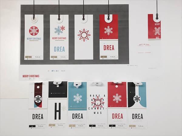 free holiday printable gift tag