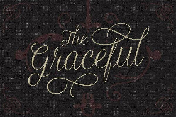8+ Fancy Cursive Fonts - TTF, OTF Format Download | Free & Premium