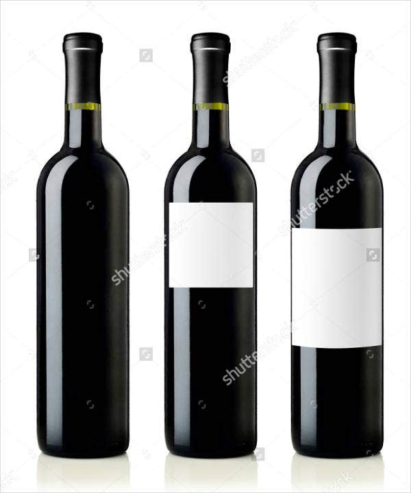 blank-wine-label