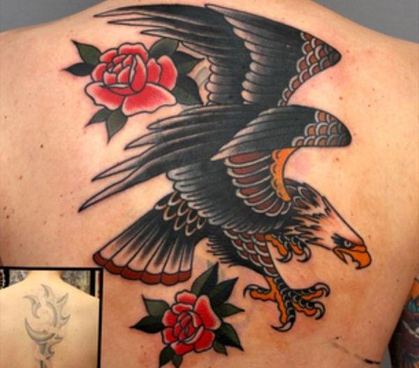 Tattoo Art of Bird