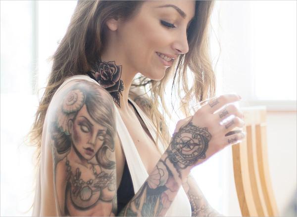 Vintage Tattoo Art