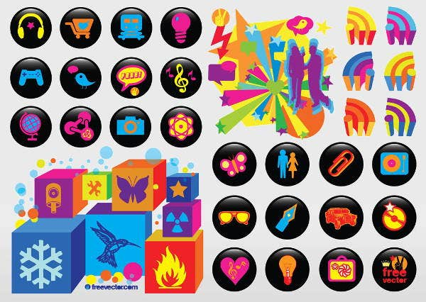 cool-vector-icons