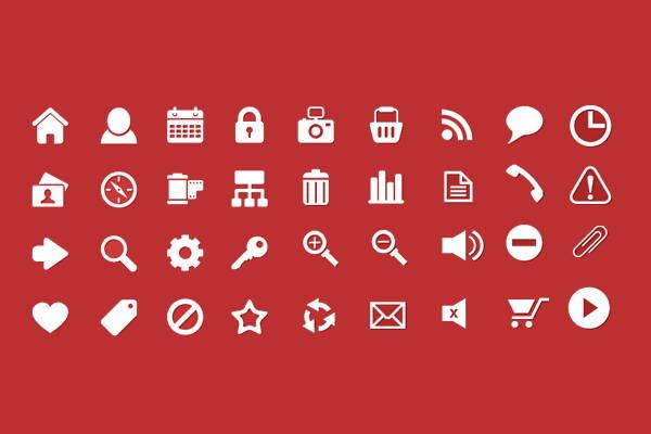 cool web icons
