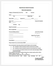 business student assosciation membership application1
