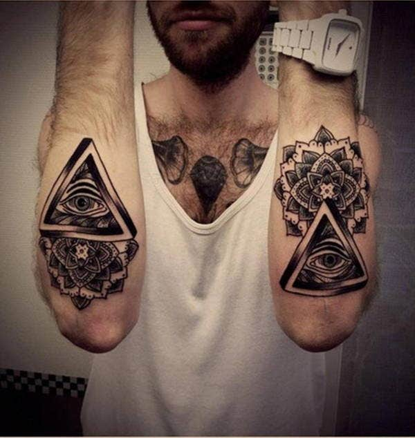 traditional tattoo for men
