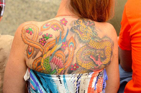 dragon-back-tattoo-design