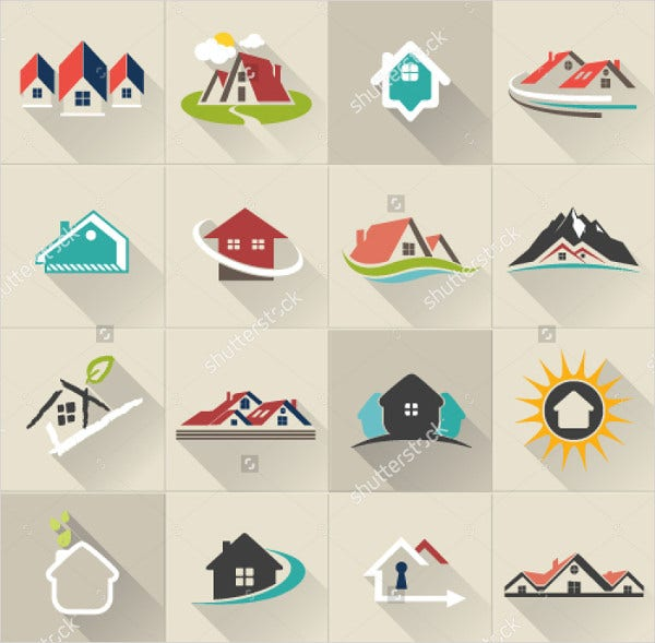Real Estate Website Icons