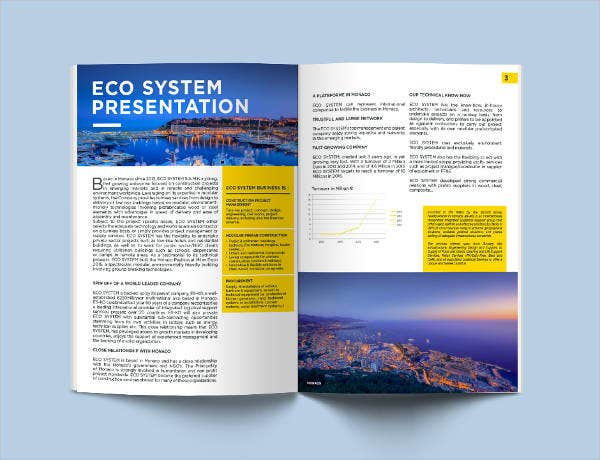 eco-system-report-template