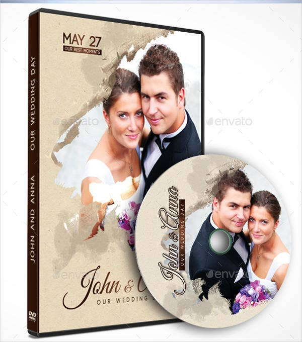 Dvd Wedding Covers