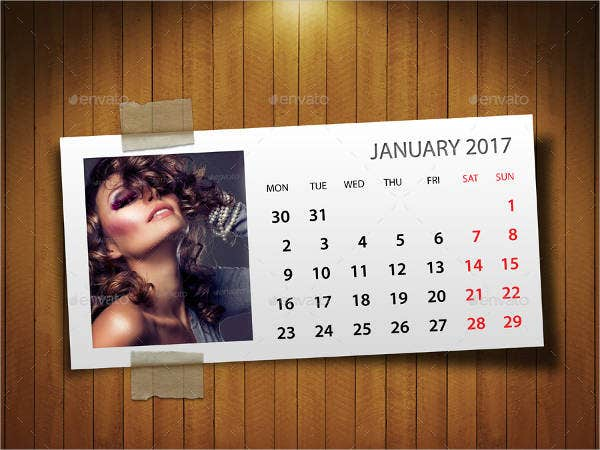 customizable-photo-calendar-template